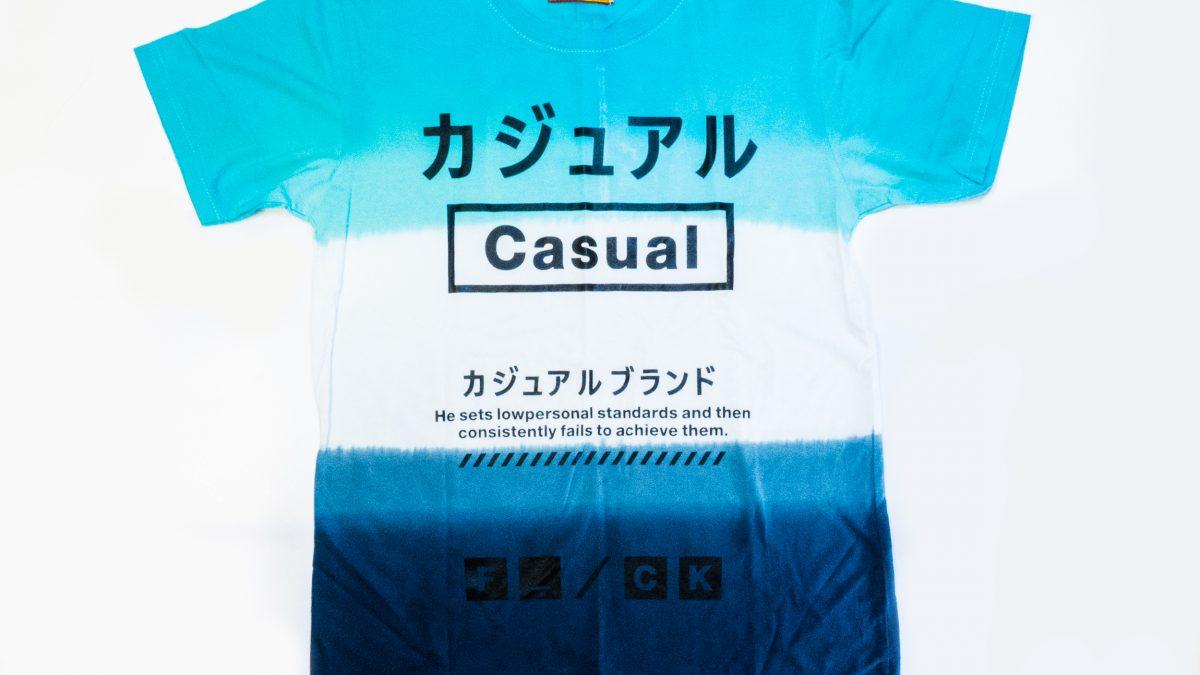 ネオ日本語Tシャツマニア いせか衣